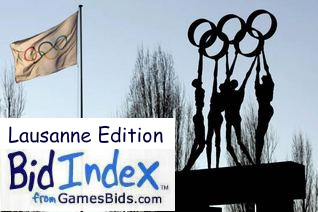 GamesBids.com BidIndex Shows Momentum Shifting to Munich 2018; PyeongChang Stays Ahead