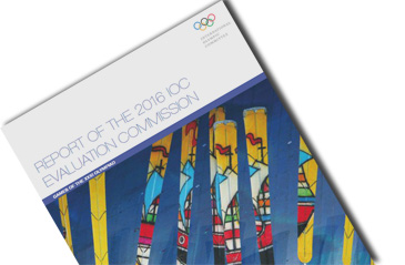 IOC Releases Technical Evaluation Report of 2016 Olympic Bid Cities