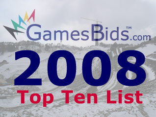 Top Olympic Bid Stories of 2008:  Durban's Seriously Unreal Winter Bid;  Korea's Really Serious Winter Bid