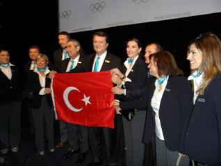 Istanbul 2020 bid team celebrates inclusion on short list