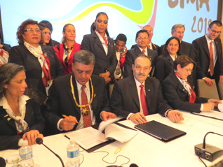 Lima Wins 2019 Pan American Games Bid On First Ballot