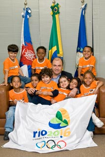 Rio 2016 Countdown Features Sport And Youth