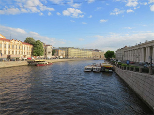 St. Petersburg, Russia were considering bidding for 2024 Summer Games (GB Photo)
