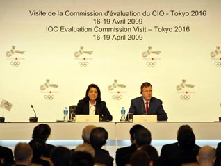 IOC Inspection Of Tokyo 2016 Ends On High Note