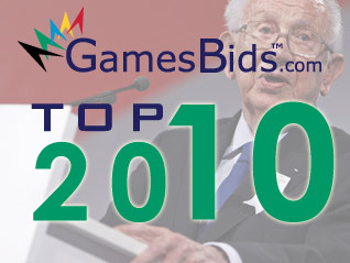 Top Olympic Bid Stories of 2010: #1 IOC Past President Juan Antonio Samaranch Dies