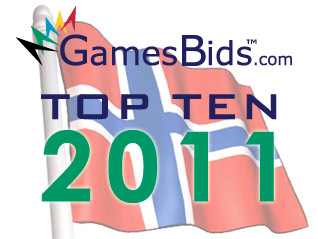 Top Olympic Bid Stories of 2011: #3 Lillehammer handed 2016 Winter Youth Olympic Games without contest