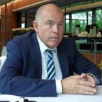 Argentina National Olympic Committee President Gerardo Werthein