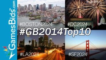 Top Olympic Bid Stories of 2014: #6 – U.S. Finally Makes 2024 Bid Official