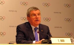 IOC President Thomas Bach at 127th IOC Session (GB Photo)