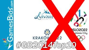 Top Olympic Bid Stories of 2014: #3 – Four European Cities Abandon 2022 Olympic Bids