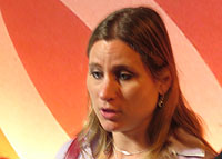 IOC Member Angela Ruggiero at 127th Session December 8, 2015