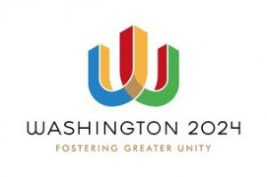 Washington 2024 Bid Logo