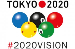 Cue Sports (WPBSA) is bidding for a spot on the Tokyo 2020 Sport Program