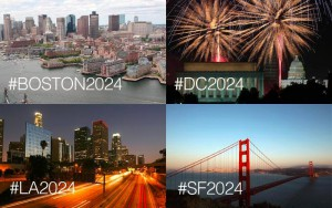 USOC 2024 Olympic Games Bid Cities (Image: USOC)