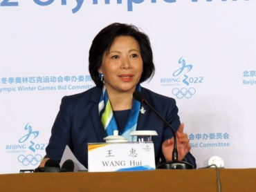 Beijing 2022 Defends Against Human Rights Critics
