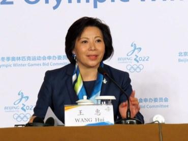 Beijing 2022 Defends Against Human Rights Critics