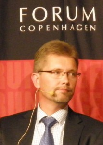 Frank Jensen, Mayor of Copenhagen, Denmark (Wikipedia Photo)