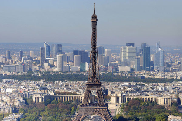 Eiffel Tower Upgrade Welcomed By Paris 2024