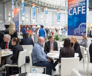 What bid are they discussing at SportAccord Convention in Sochi? (SportAccord Facebook Photo)