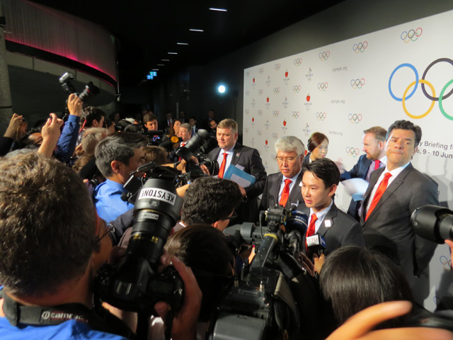 "Almaty 2022 Presentation ""Very Well Received"" By IOC"
