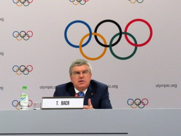 IOC President Bach Open To Bids From Cities Where Venues Are Separated By Thousands of Miles