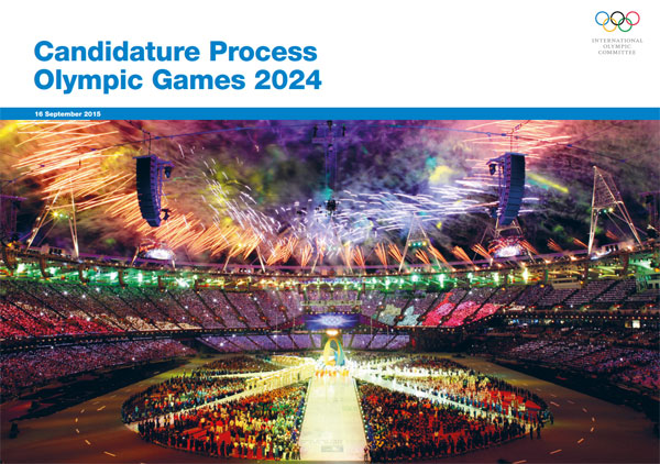 IOC 2024 Olympic Bid Candidature Process Document
