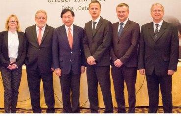 Olympic Bidder Hamburg 2024 Awarded 2017 AIBA World Boxing Championships