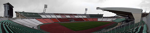 Ferenc Puskas Stadium is proposed to host Football finals should Budapest host the 2024 Olympic Games (Wikipedia Photo)