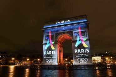 Mayor Outlines Sports Plan For Paris 2024 Oympic Bid