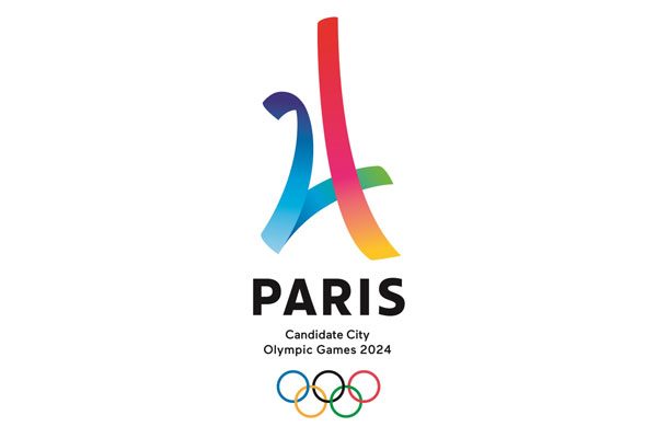 Olympic flame or dating ad? Paris 2024 logo divides opinion