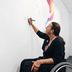 Nine-time Paralympian Candace Cable named Vice Chair of LA 2024 Olympic Bid