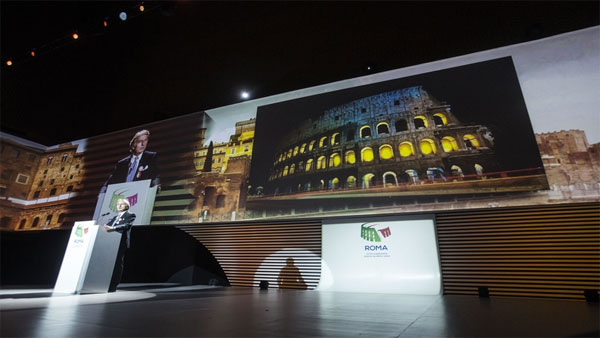 Thousands of Companies Pledge Support To Rome 2024 Olympic Bid