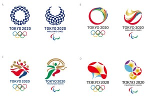 Four Shortlisted Tokyo 2020 Olympic and Paralympic Emblems (Tokyo 2020)
