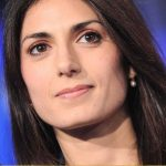 Rome's leading Mayorial Candidate Virginia Raggi (Twitter Photo)