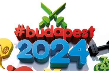 Budapest 2024 Set To Unveil Official Olympic Bid Logo, Website and Branding Thursday