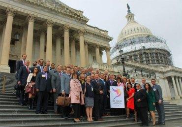 U.S. Congressional Resolution Supports LA 2024 Olympic Bid