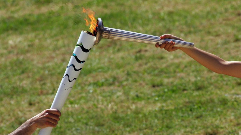 The Rio 2016 Olympic Flame Starts a Twitter Account To Live-Tweet Torch Relay