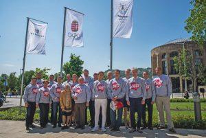 Budapest 2024 Athletes' Commission (Budapest 2024 Photo)