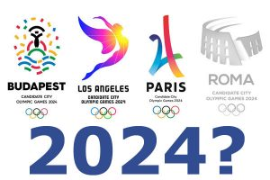 Will Rome Exit the 2024 Olympic Bid Race?