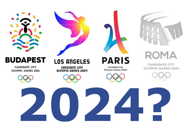 BidWeek:  With Rome's 2024 Olympic Bid In Jeopardy, Is The Race Set For A Shakeup?