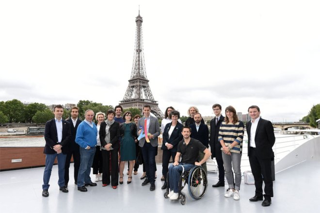 Paris 2024 Olympic Bid Environmental Excellence Committee