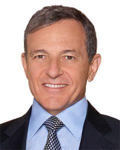 Disney CEO Bob Iger is Vice Chair of LA 2024 (LA 2024 Photo)