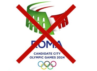 "Mayor Raggi Crushes Rome's 2024 Olympic Bid, Calling It ""Irresponsible"""