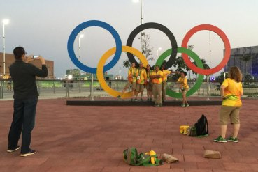 Ready, Or Mostly Not – The Rio Olympic Games Are Here
