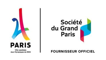 Paris 2024 Partners With Official Supplier Société du Grand Paris