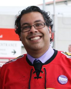 Calgary Mayor Naheed Nenshi