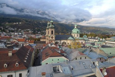 Proposed Innsbruck 2026 Olympic Winter Games Bid Wins National Support
