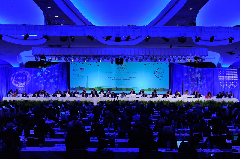 Olympic Bid Cities Ready For Critical Presentations To ANOC Members in Doha