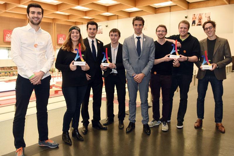 Smart Paris 2024 Award Winners To Help Olympic Bid