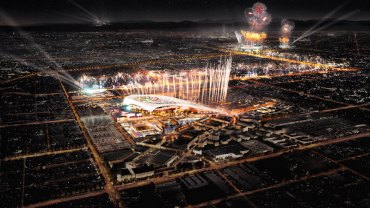 LA 2024 To Link Past and Future In Two-Stadium Olympic Ceremonies Concept